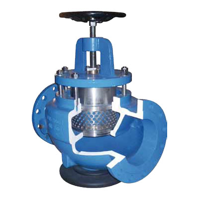 Actuated Control Valve <br /><br />