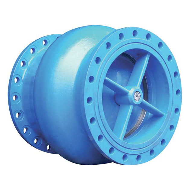 Axial Flow <br />Check <br />Valve <br />